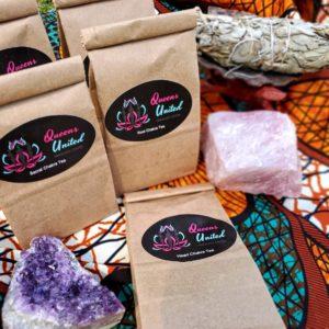 Herbal Chakra Teas